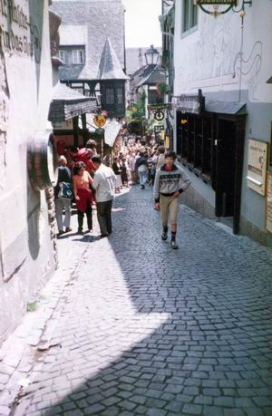 Drosselgass in Rüdesheim