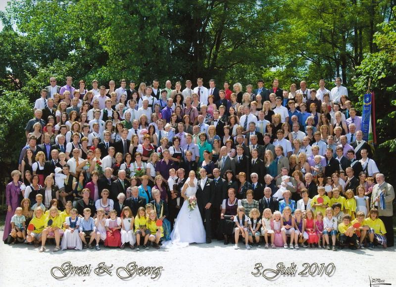 Hochzeitsfoto Jacky und Grete - 2010.07.03