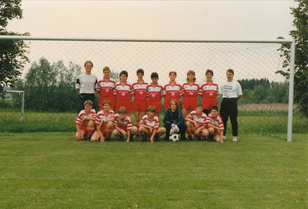 1992-1993 Spielgemeinschaft Altenmarkt Kienberg