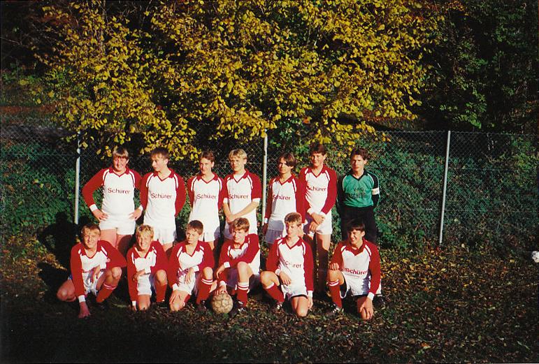 1994 B-Jugend SG Obing, Seeon, Kienberg