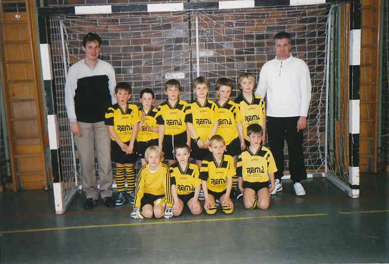 1998 TuS Kienberg F-Jugend