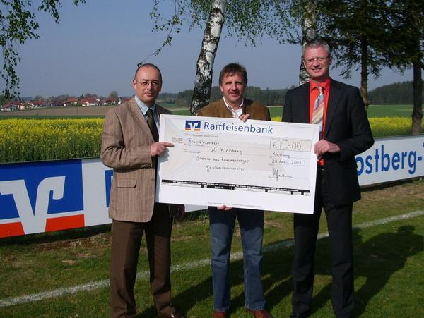 raiffeisen_spende_500 EURO_2007